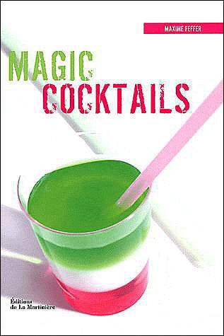 Livre science art et cuisine for Cocktail etage