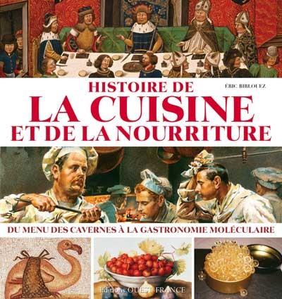 livre science art et cuisine